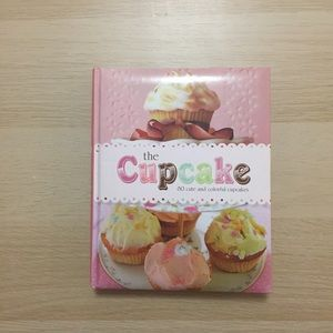 Other - 🌸3 for 15$ SALE🌸 Cupcake cookbook (dedicated)